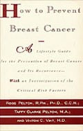 How To Prevent Breast Cancer: A Lifestyle Guide for the Prevention of Breast Cancer and Its Recurrence—With an Investigation of the Critical Risk Factors (Book Cover)