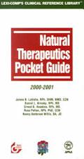 Natural Therapeutics Pocket Guide, 2000-2001