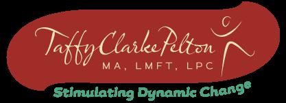 Taffy Clarke Pelton Logo